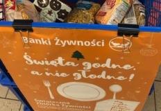 Konin. Świąteczna Zbiórka Żywności w sklepach potrwa do soboty
