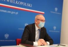Zmniejszanie liczby łóżek covidowych w wielkopolskich szpitalach
