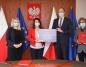 Podpisanie umowy na dofinansowanie sprzętu dla szpitala w Kole