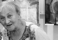 Posoka osierocona. Minionej nocy zmarła Bohdana Czerwińska
