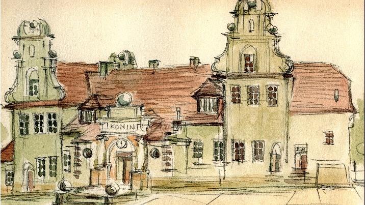 Kiedy cerkiew i dworzec kolejowy stały jeszcze na swoich miejscach