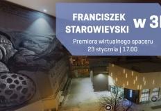 Starowieyski w 3D – wirtualny spacer i upominki