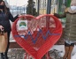 Pierwszy w Koninie pojemnik w kształcie serca stanął przy PGKiM