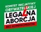 Konin. Rusza zbieranie podpisów pod projektem ustawy o aborcji