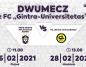 Sportowy weekend: Dwa sparingi Medyka Konin z litewską Gintrą