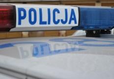 Koło. Policjanci odseparowali nietrzeźwego agresora od rodziny