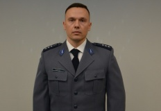 Mariusz Zieliński komendantem ślesińskiego komisariatu policji