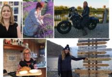 Kobiety z pasją 2021 o motoryzacji, kuchni, twórczości i podróżach