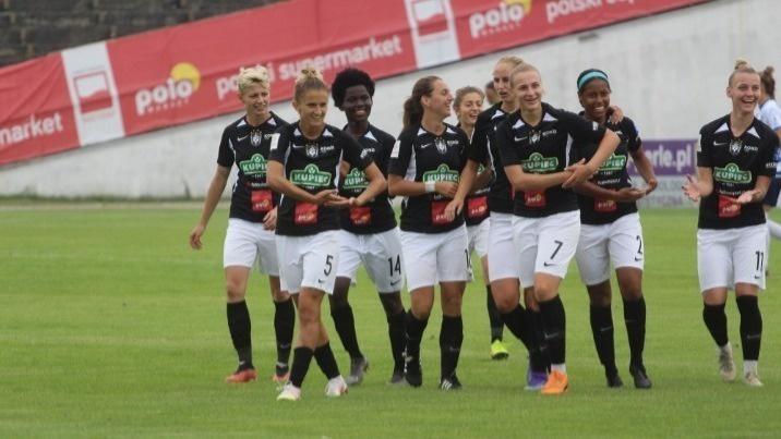 Pierwszy gol Tamburro, Szymczak bohaterką. GKS – Medyk 0:1