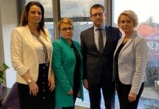 Kobiece oblicze gminy Ślesin. Z burmistrzem tworzą zgrany zespół