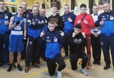 Mistrzostwa Wielkopolski w Boksie. Czternaście medali pięściarzy Copacabany i Zagłębia