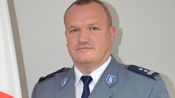 Zmiana na stanowisku komendanta powiatowego policji w Słupcy