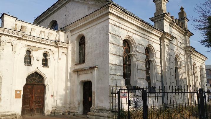 Miasto złoży wniosek do ministerstwa o środki na remont synagogi