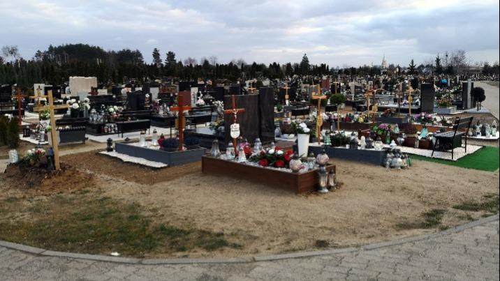 Nowy cmentarz przy ul. Marantowskiej? Będzie dokumentacja