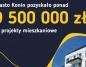 Konin. 9,5 mln zł dofinansowania na projekty mieszkaniowe