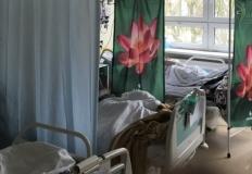 Koronawirus. Szpital w Kon ...