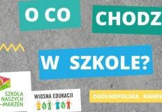 Konin. Szkoła Naszych Marzeń. Wyzwanie w ogólnopolskiej akcji