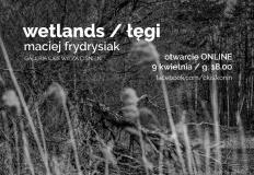 Spotkajmy się online na otwarciu wystawy Macieja Frydrysiaka