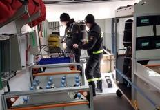 Słupca. Nowy wóz strażacki ze sprzętem ochrony dróg oddechowych