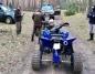 Nadleśnictwo Grodziec w akcji przeciw rozjeżdżaniu leśnych dróg