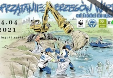 Wielkopolska Izba Rolnicza włącza się w sprzątanie brzegów Warty