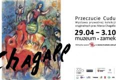Wystawa oryginalnych prac Marca Chagalla w Muzeum Okręgowym