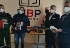 Ponad 600 uratowanych książek. Ze spalarni do biblioteki