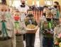 Licheń. Harcerze z Wielkopolski Wschodniej modlili się w bazylice