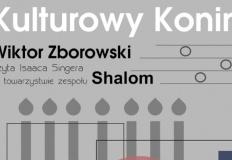 Kulturowy Konin w synagodze. Wiktor Zborowski i zespół Shalom