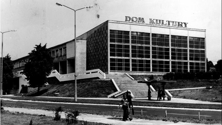 We wrześniu 1963 r. decydowały się losy nowego domu kultury