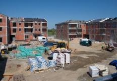 Konin. Budowa mieszkań na terenie dawnej bazy PKS bez opóźnień