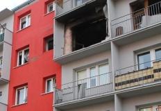 Turek. Wkrótce naprawa szkód po wybuchu gazu w mieszkaniu
