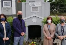 Konińscy bibliotekarze uczcili pamięć patronki Zofii Urbanowskiej