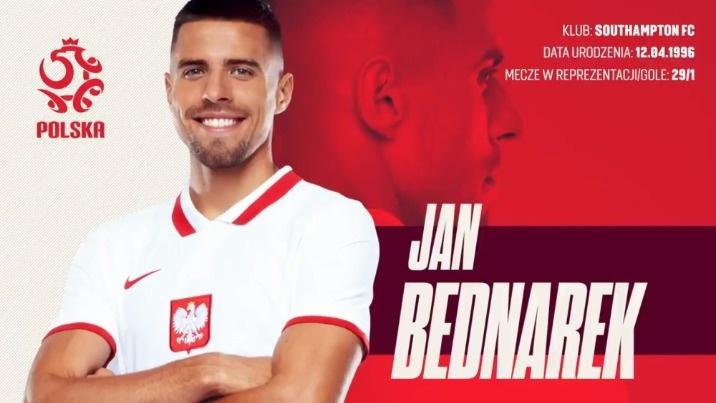 Kleczewianin Jan Bednarek powołany do wstępnej kadry na Euro!