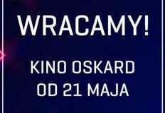 Oscarowe otwarcie kina Oskard