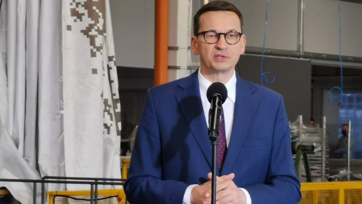 Nie zostawiamy regionu konińskiego samemu sobie -mówi premier