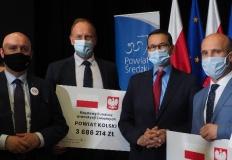 Do samorządów z Wielkopolski Wschodniej trafi 7 950 000 złotych