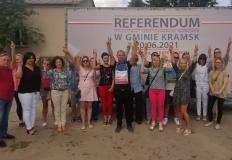 Poseł PiS wspiera referendum w sprawie odwołania wójta Kramska