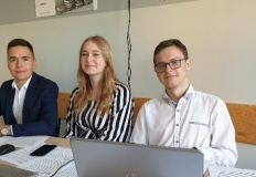 Uczniowie z Górniczej wygrali ogólnopolski konkurs ekonomiczny