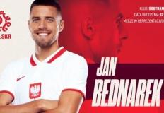 Bednarek w pierwszym składzie reprezentacji, porażka Polaków