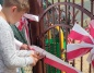 Otwarto dwa nowe place zabaw dla najmłodszych w gminie Kramsk