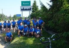Rowerzyści CIKLO PTTK wrócili z Konina. Wrażeń nie brakowało!
