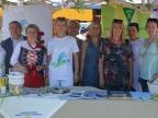 Delegacja powiatu konińskiego na jubileuszu izb rolniczych w Gnieźnie