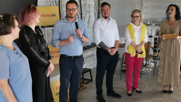 Polska 2050 tworzy swoje struktury w subregionie konińskim