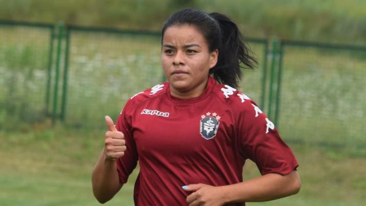 Reprezentantka Salwadoru w Medyku POLOmarket Konin