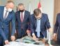 Premier Mateusz Morawiecki odwiedził również kolskie starostwo