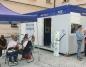 Mobilny kontener szczepionkowy zaparkuje jutro w Malanowie