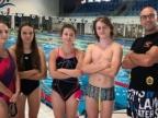 Pływali na mistrzostwach Polski. Klaudia Borkiewicz w finale B