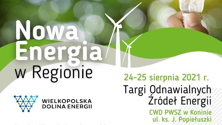 "Targi OZE - ""Nowa energia w regionie"""