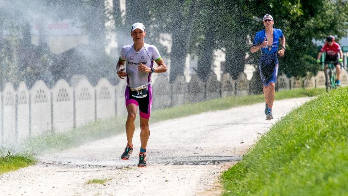 River Triathlon Series. Niemal 350 zawodników rywalizowało w Kole